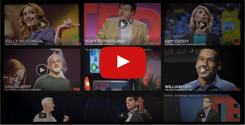 12 TED Talks Every Salesperson Should Watch … More than Once