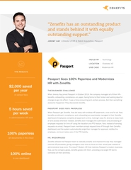 Zenefits case study